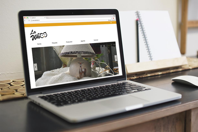 Lawhoo Website Ontwerp