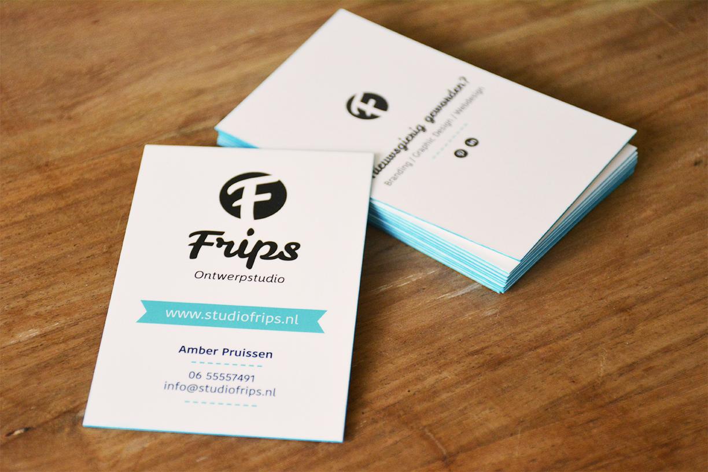 Studio Frips visitekaartjes
