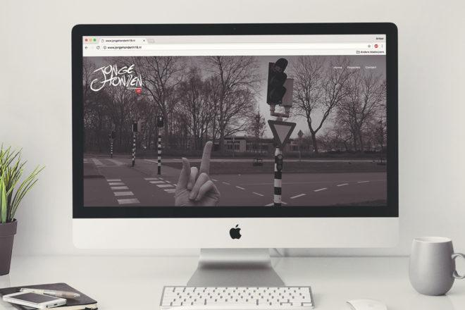 Website Jonge Honden