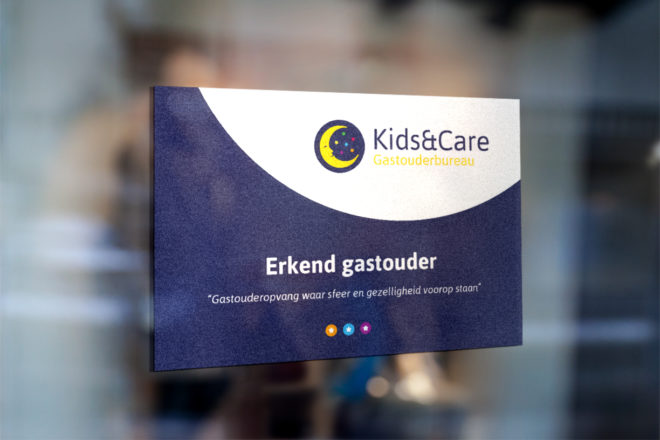 Kids&Care Sticker