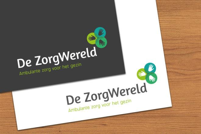 Logo ontwerp voor De ZorgWereld