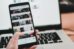 Social mediastijl