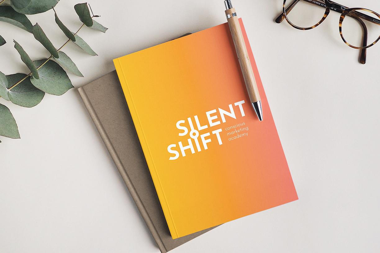 logo ontwerp voor Silent Shift